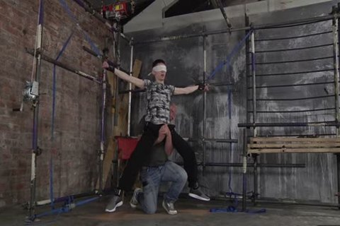 dominant Sebastian Kane Gives A good Whipping To His twink Sub