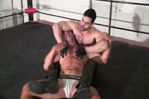 daddy's Muscle Domination