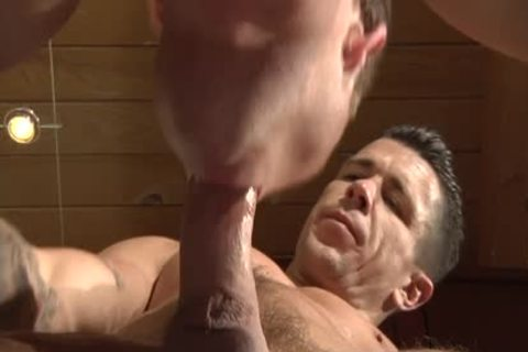 Trenton Ducati And Alex Andrews butthole plowing