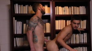 May I Join u ? - Johnny Rapid and Brad Powers large penis Sex