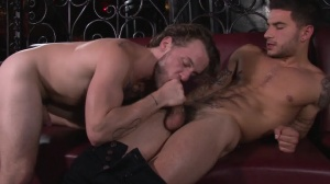 Reply All - Vadim black with Colton Grey ass stab