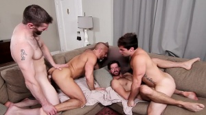 The In-Laws - Dirk Caber, Dennis West butthole poke