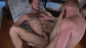 The Mysteries Of Bennett - Mike De Marko with Bennett Anthony anal fuck