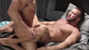 Suite 33 - Donato Reyes and Topher Di Maggio ass bang