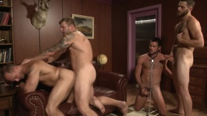 Trying Out The Goods - Tommy Defendi with John Magnum ass Nail