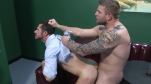One Night merely - Dean Monroe and Colby Jansen pooper Hook up