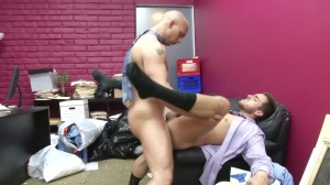Law And Hoarder - John Magnum & Bryce Star ass Love