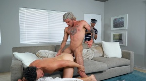 don't Say A Word - Casey Jacks with Blake Ryder ass pound