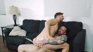 Space Invaders - Jordan Levine & Casey Jacks butthole Hump