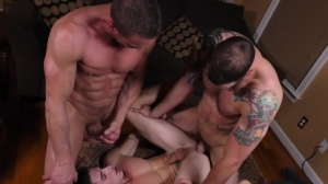 Coffee Time - Cliff Jensen and Damien Kyle anal Love