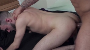 Hide And look for - Ryan nails & Zack Hunter ass job