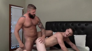Fling Cleaning - Colby Jansen with Paul Canon pooper job