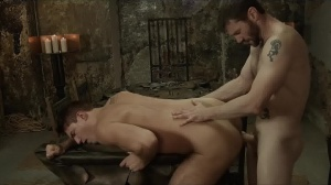 homo Of Thrones - Theo Ford & Dennis West ass job