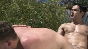 Rumspringa - Rafael Alencar with Garrett Cooper ass bang