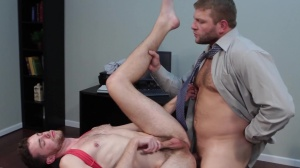 The trickle - Colby Jansen, Brandon Moore anal Nail