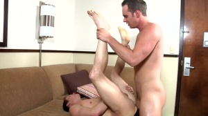 Buzz - Devin Adams and Luca Rosso Athlete Sex