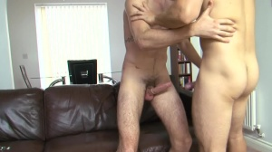 Secret Diary Of An Escort - Gabriel Clark and Woody Fox butthole Nail