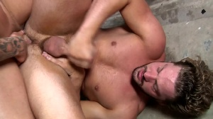 Fire Drill - Sebastian young and Andrew Blue ass fuck