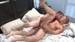 Top To Bottom 3 - Connor Maguire with Liam Magnuson ass bang