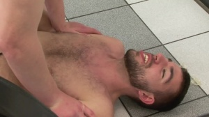 Barber Shop - Daniel Johnson and Damien Boss butthole bang