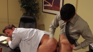 Entry Level - Rocco Reed, Lance Luciano anal job