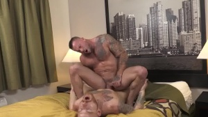 Bromo Presents: piss Pigs - anal Lovemaking
