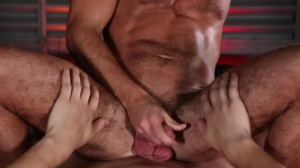 Revved Up - Paul Canon and Grant Ryan butthole Love