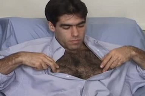 HairyJocksVideo - slutty Dave & His Dildo_1