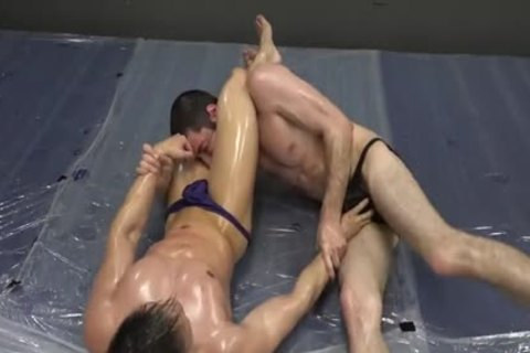 JESSIE LEE VS CHASE MICHAELS attractive OIL MATCH.mp4