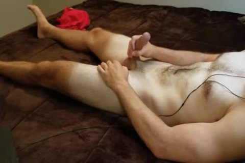 Straight Otter Intense Edging And sperm Squirting orgasm