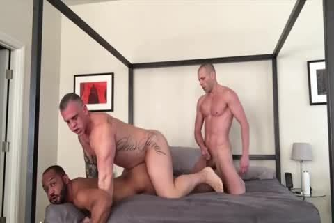 unprotected 3some Sextape