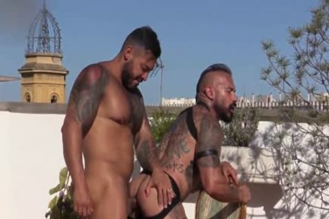 unprotected RoofTop Summer pound With Viktor Rom & Santi Noguera