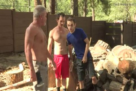 lascivious twink bonks His pumped up Stepgrandpa And Stepdad