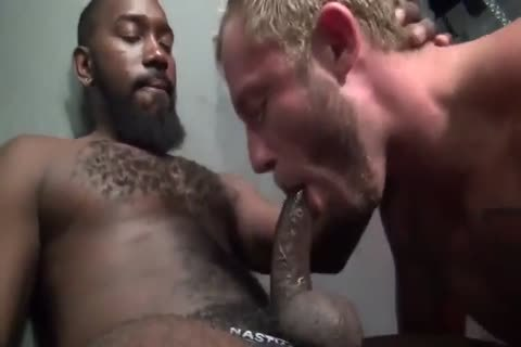 threesome raw fucking With pumped up young gays