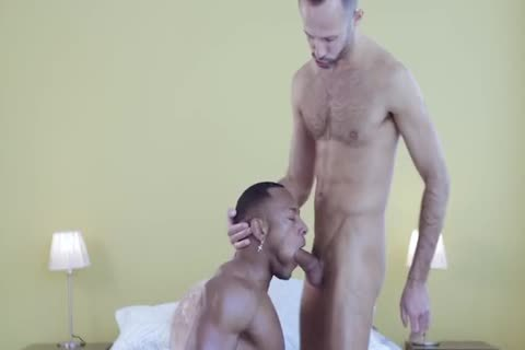 Russian Hung raw Fucker Hitting That excited black Bubble ass