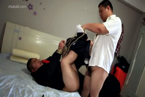 naughty oriental Bear From Beijing - The Plumber HD Version-(No Mask)