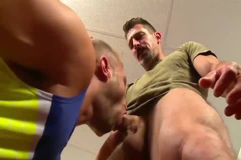brawny trainer And Student engulf -fuck And Eat sperm add Jamesxxx7xx
