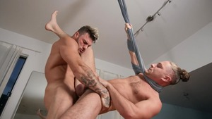 booty Ninja - William Seed with Calvin Banks American Hook up