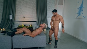 do not Touch The Art: unprotected - Arad Winwin and Finn Daniels American Hump