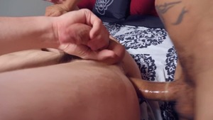 DrillMyHole: Young twink Rafael Alencar touches big cock