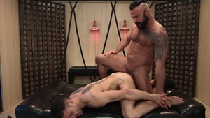 DrillMyHole: Rough sex with athletic James Castle Jessy Ares