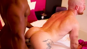 Romance For The Night - Jack Vidra and Max Konnor butthole Licking fuck