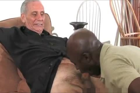 older darksome Daddy And Three White daddy man's, One worthwhile Time