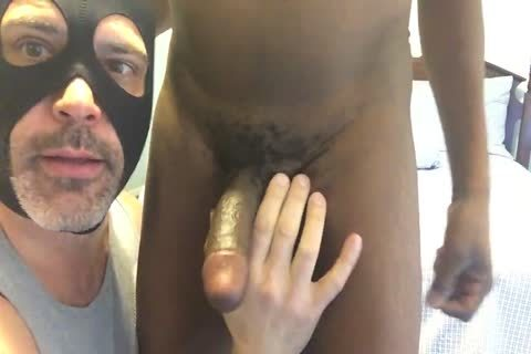 deep throat big black Jamaican knob