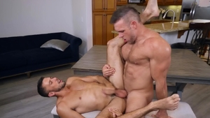Drill My Hole: Shane Jackson pounded by american Alex Mecum