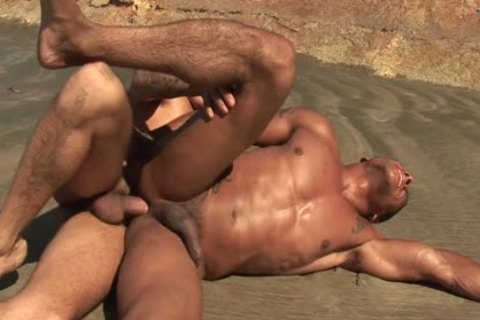 sperm cock - gay Buddies nipp Play At The Public Beach
