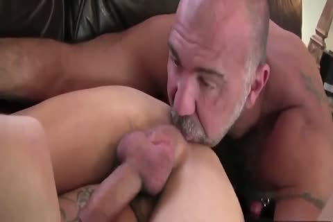 DADDY TRAINS YOUR wazoo WITH HIS palpitating penis
