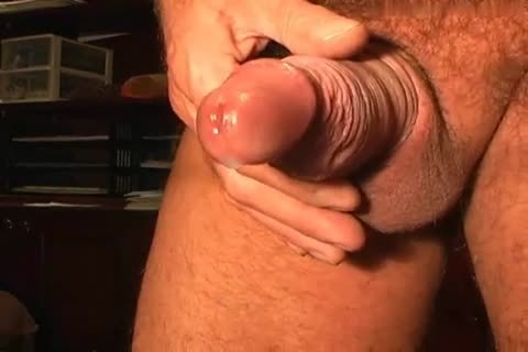 Alphonso22 gigantic Uncut penis And Balls older older man Cumming