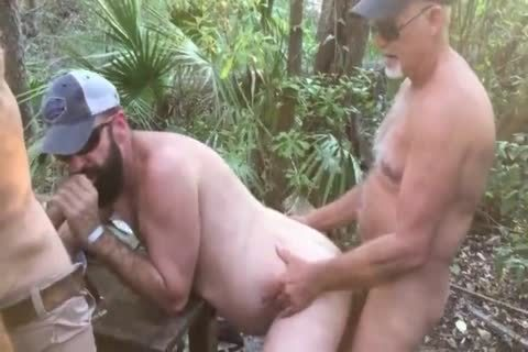 bunch BB SEX - Stupid Redneck Taking Loads From old males