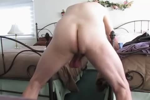 old man's Low Hangers. old Balls Swinging Back And Forth!